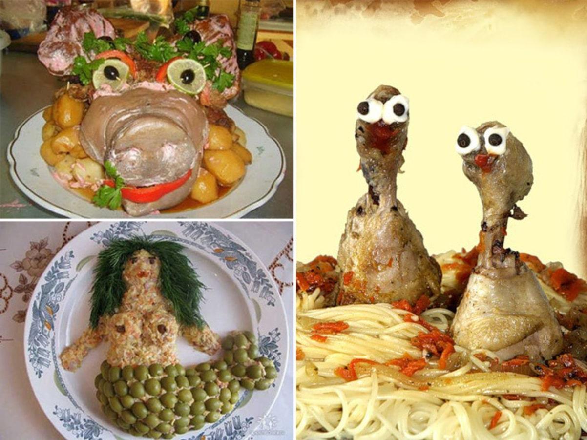 еда из России 16