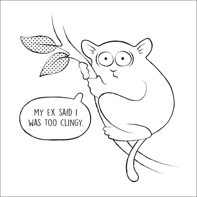 коала из комикса