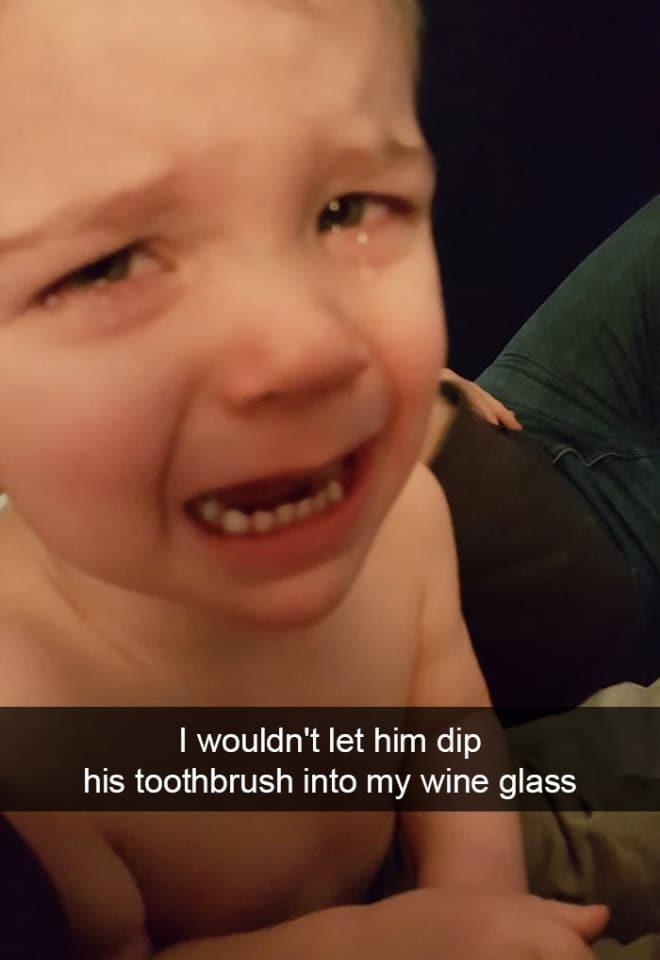 дети плачут 11