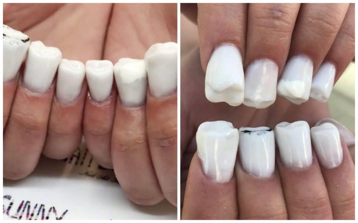 дизайн ногтей 8
