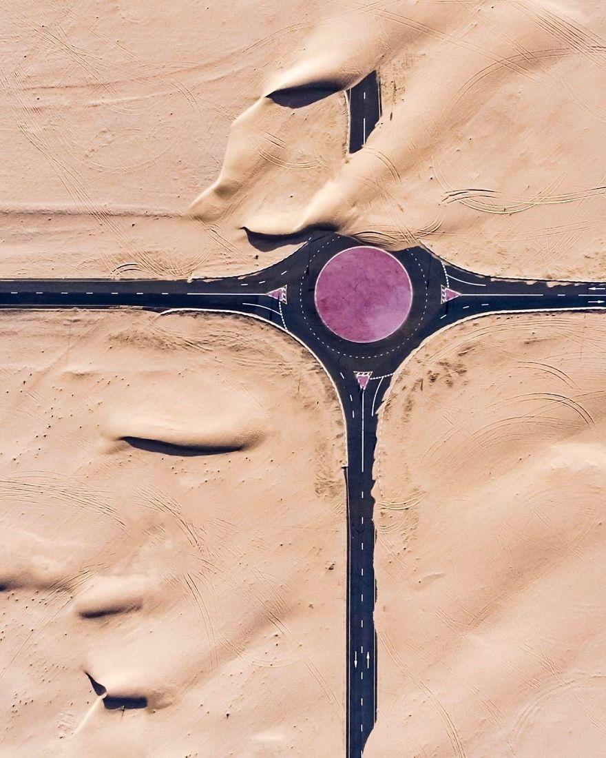 перекресток Дубаи