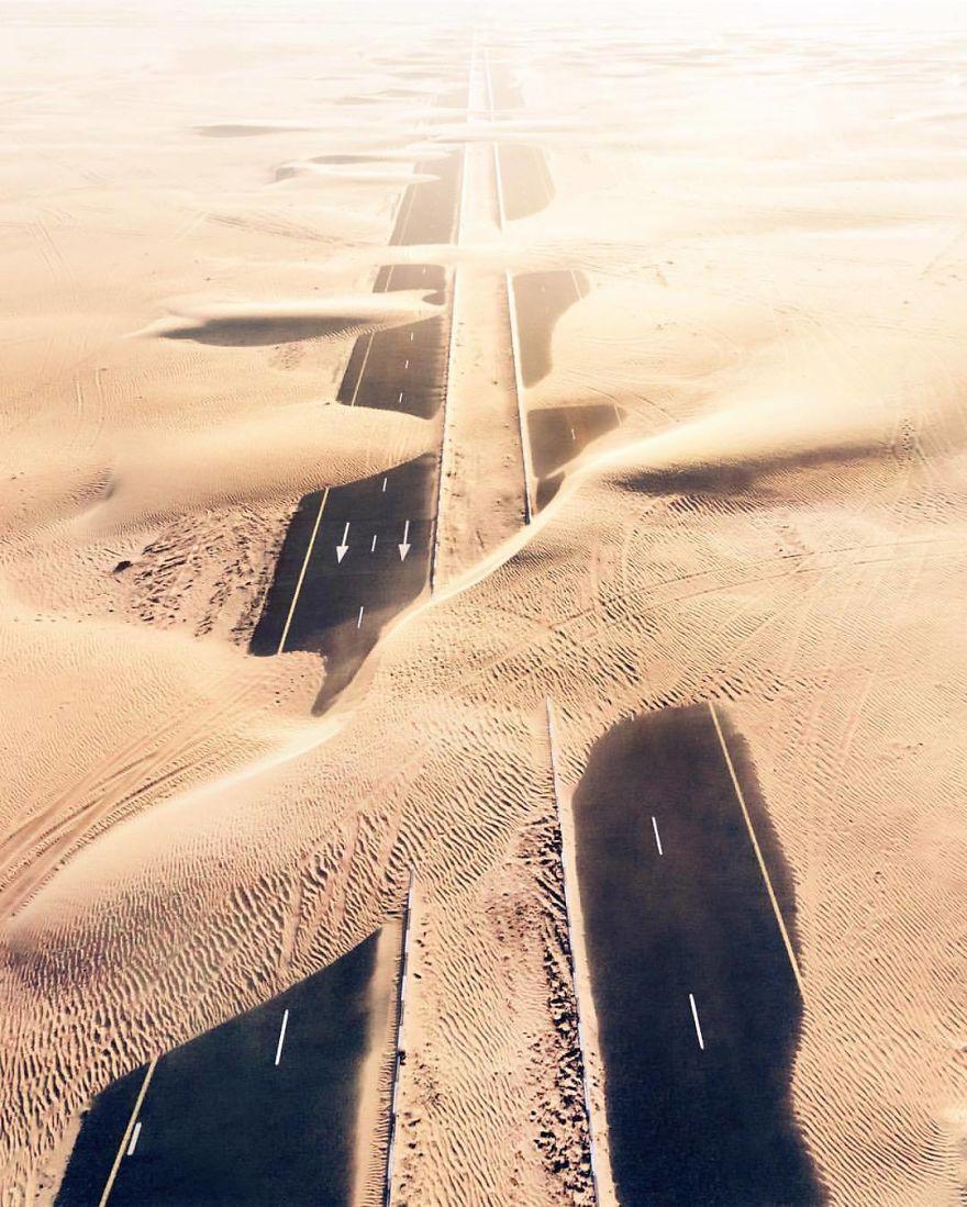 шоссе Дубаи