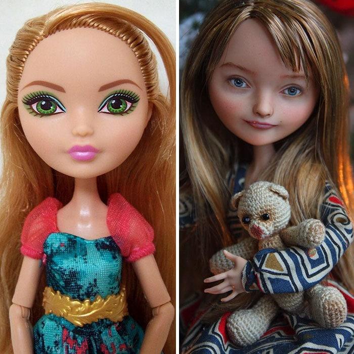 куклы ольги каменецкой