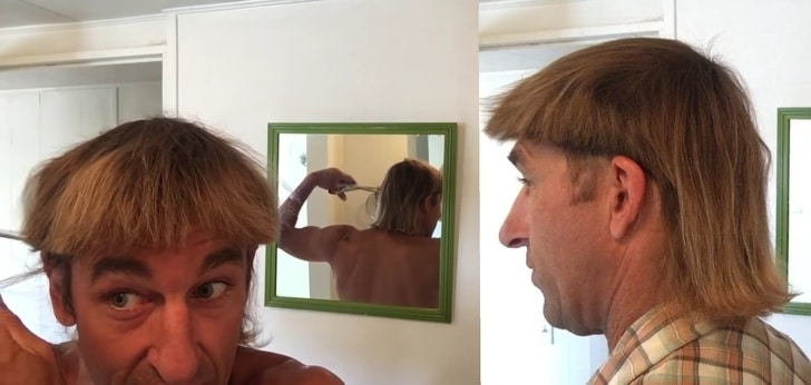 провальная причёска