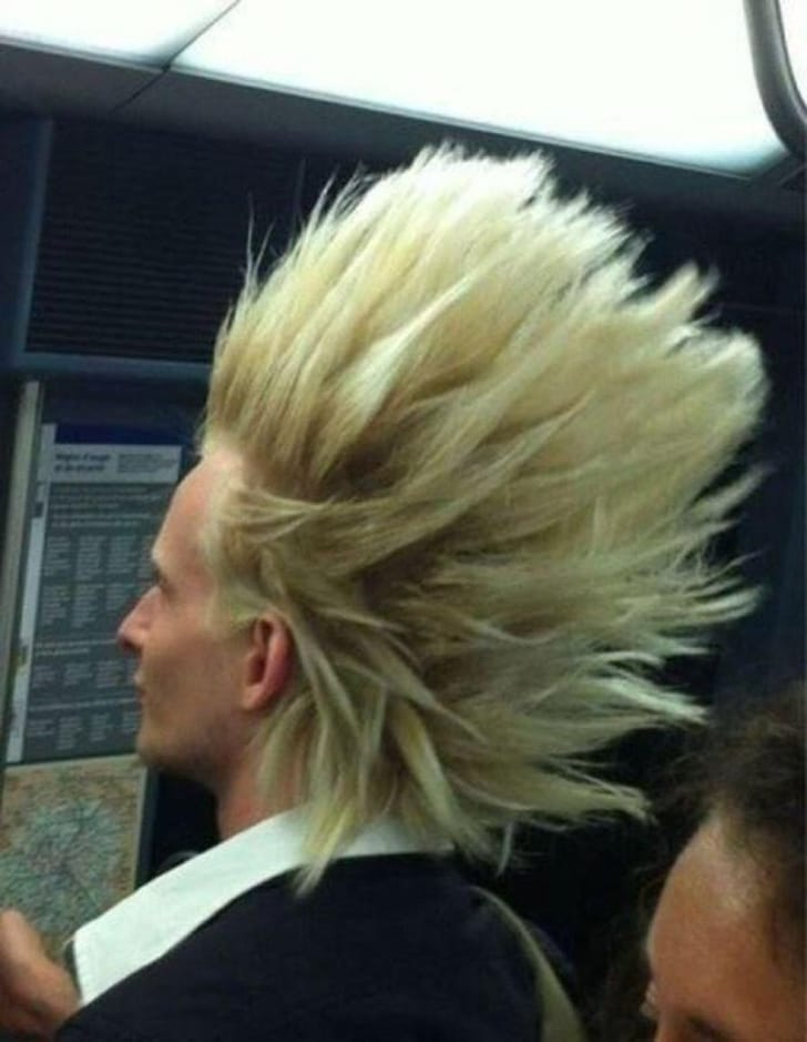 провальный стиль парикмахера