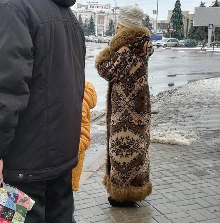 необычный дизайн одежды
