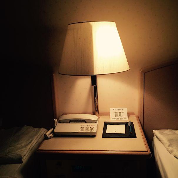 настольная лампа