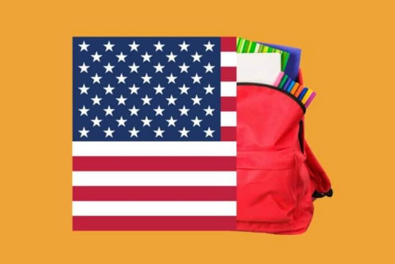 Кто придумал американский флаг