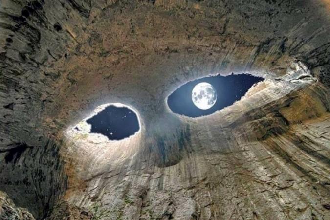 Глаза дьявола