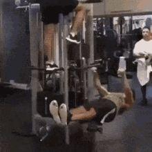 спортзал gif