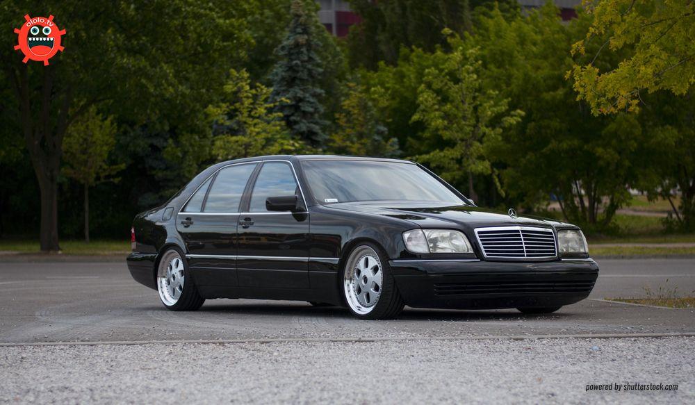 мерседес S-класса W140