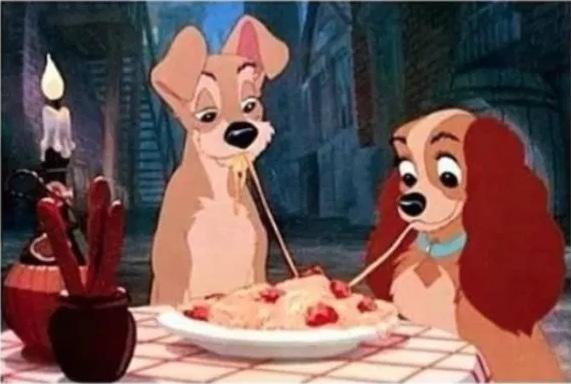 собаки из мультфильма