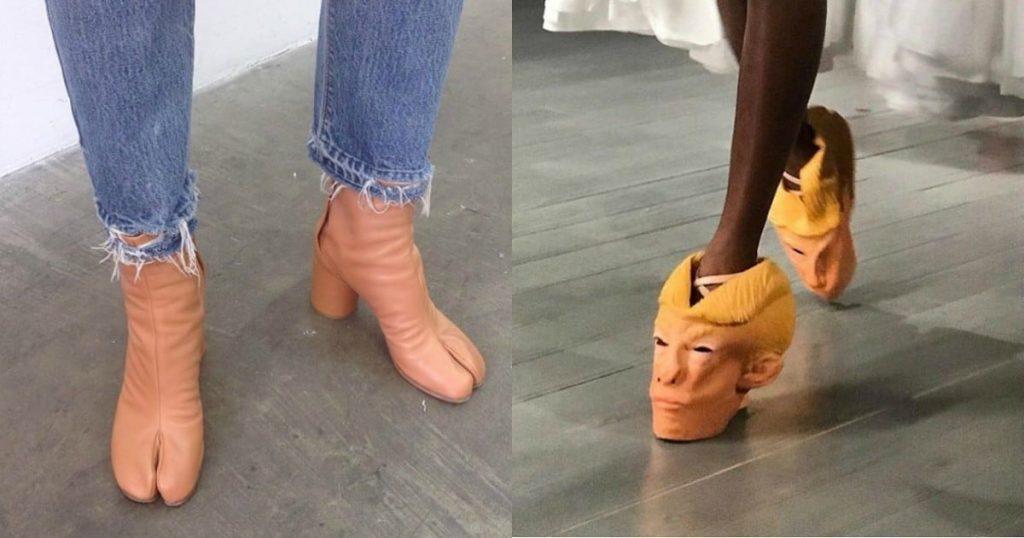 18 пар уродливой обуви, которую носить нельзя смеяться!