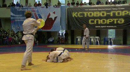 соревнования по кунг-фу