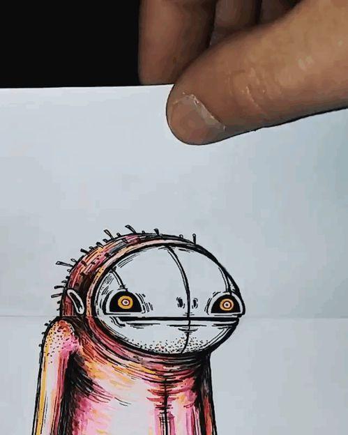 монстр