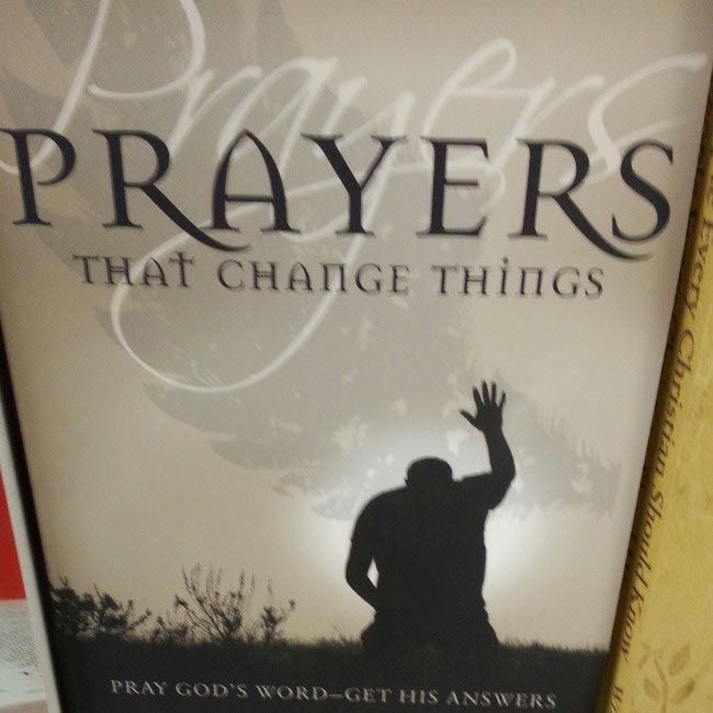 фото с молитвой