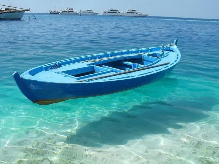 вода на островах Фиджи