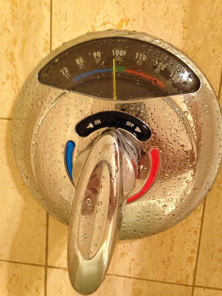 регулятор температуры воды