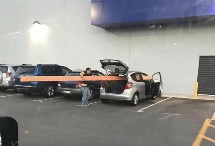 багажник авто