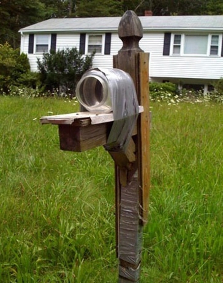 почтовый ящик
