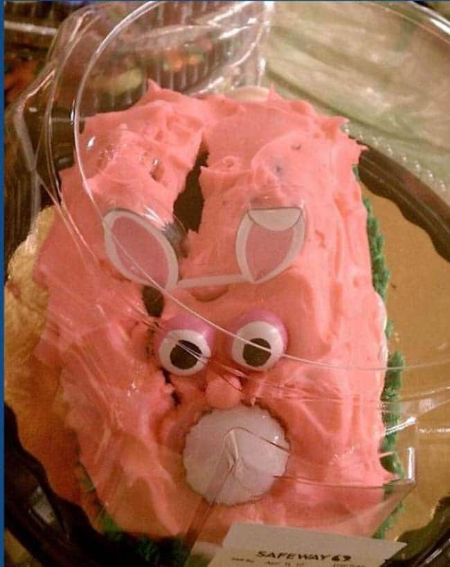 торт в виде животного