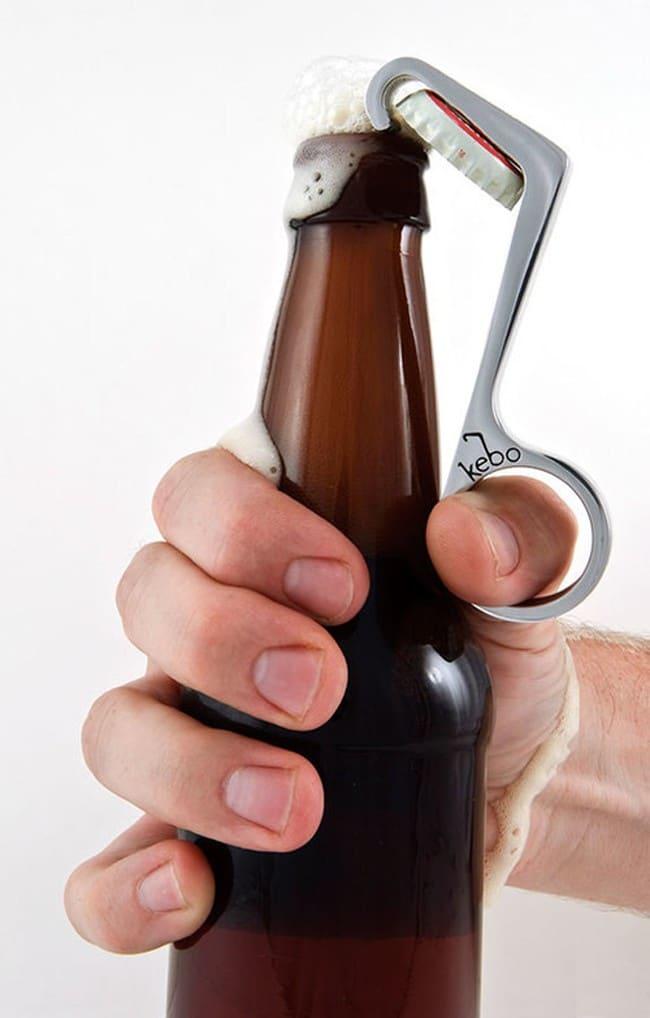 открывалка пива