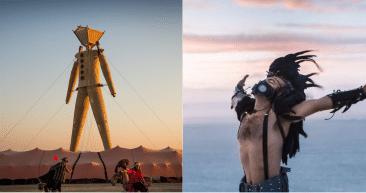 Burning Man снова встречает друзей! История и устройство самого масштабного в истории оупен-эйра