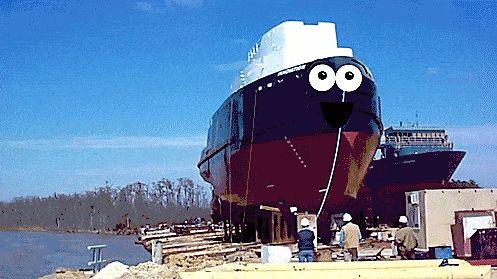 смешные гифки тонущий корабль