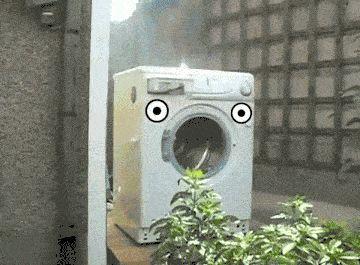 смешные гифки стиральной машины