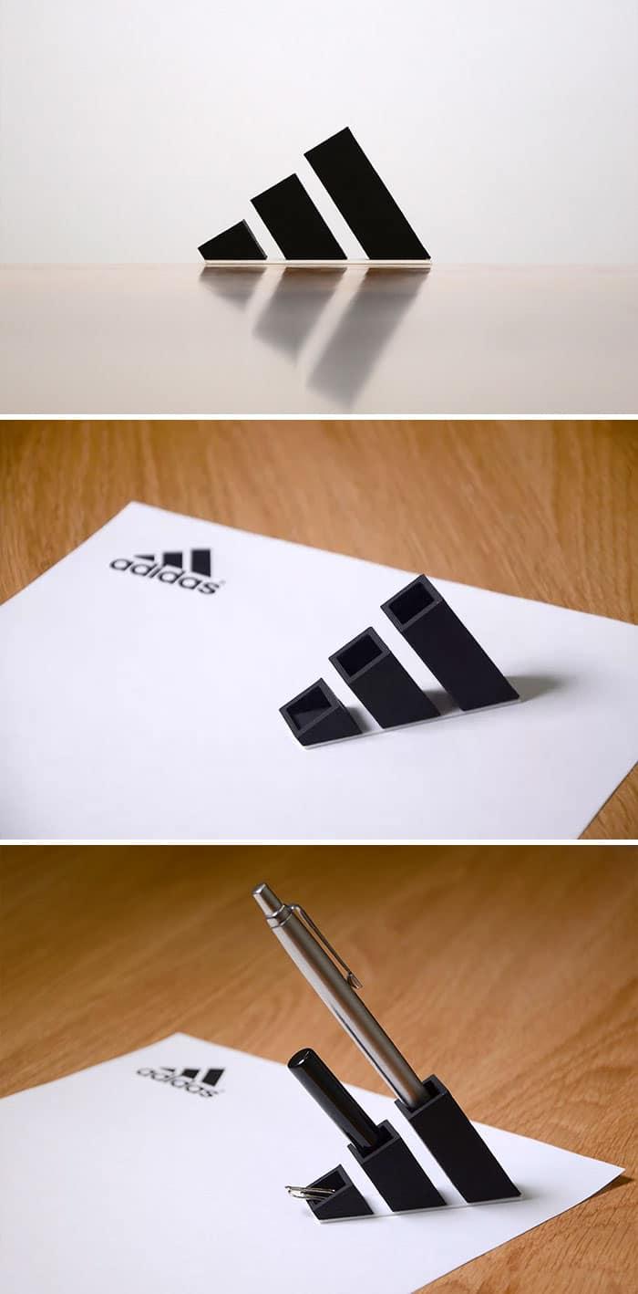 Adidas-подставка