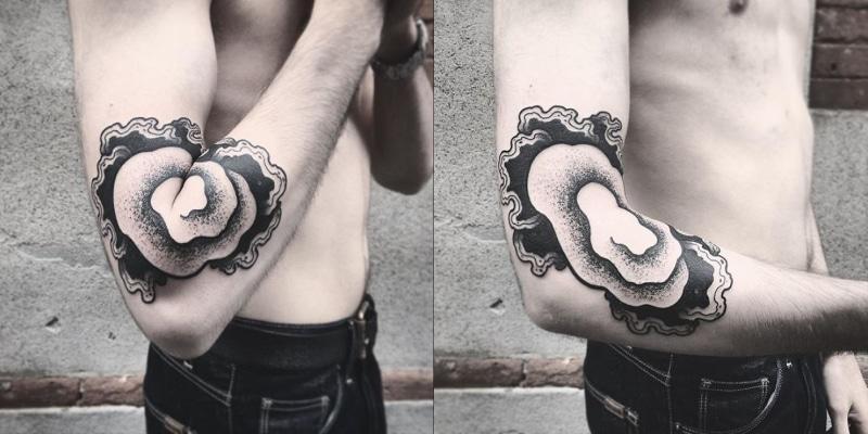 необыкновенное тату