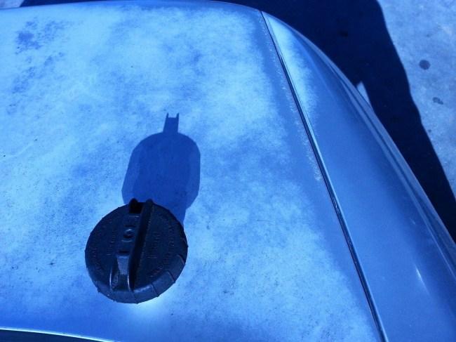 тень бэтмена
