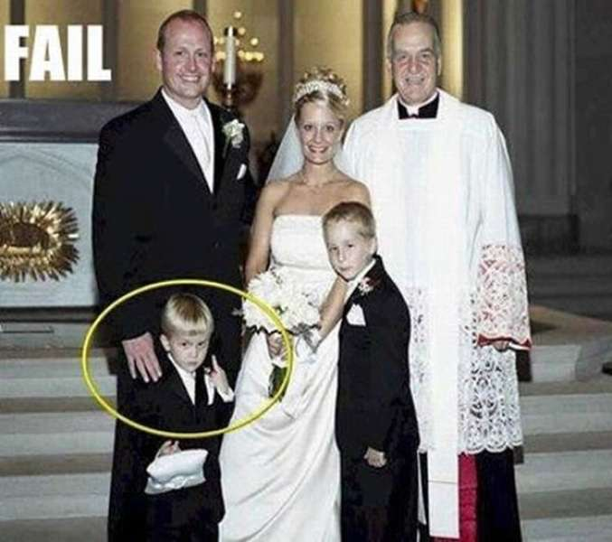 фото с женихом и невестой