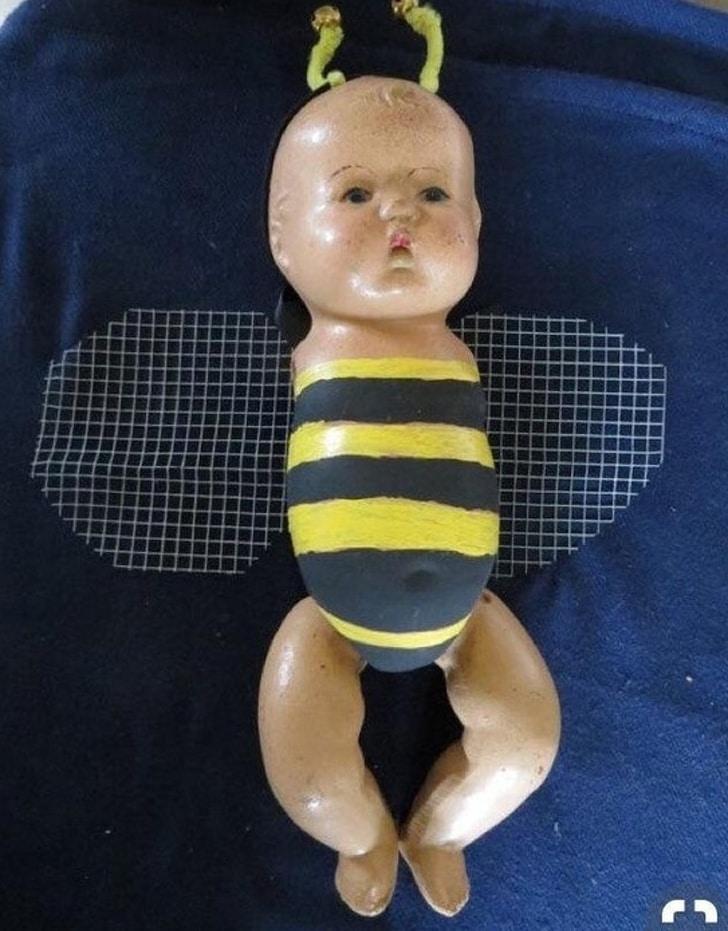 пупс пчела