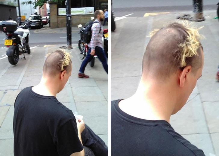 венок из волос