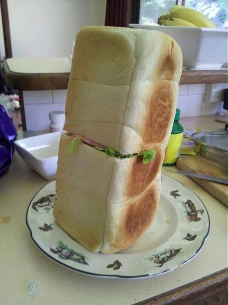 булка хлеба