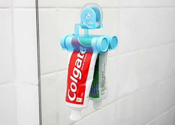 устройство для зубной пасты