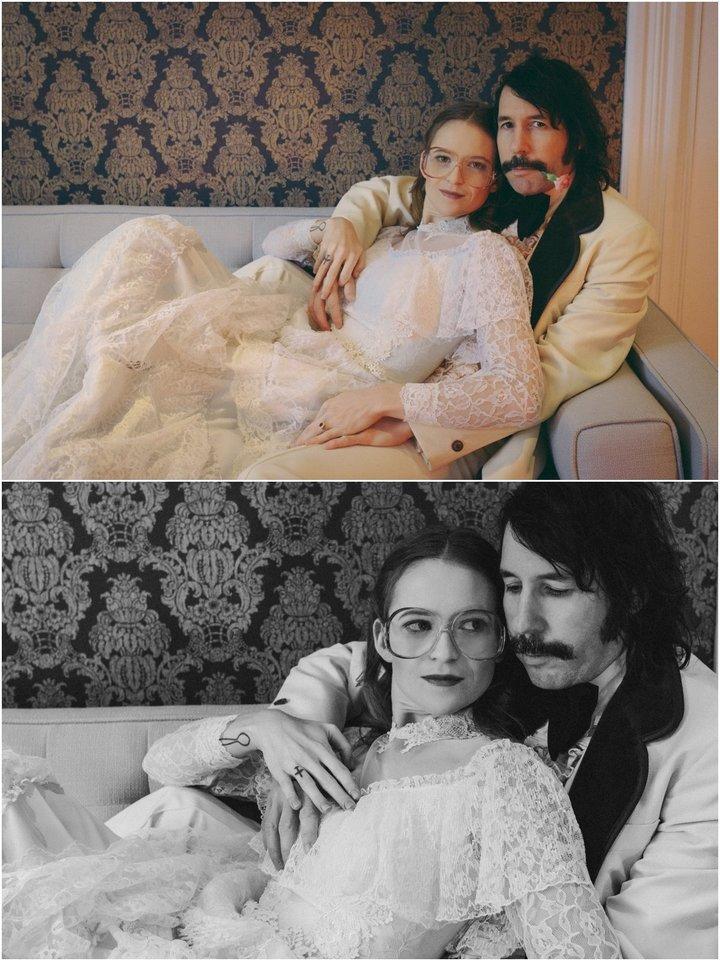 Эрин и Стив портреты