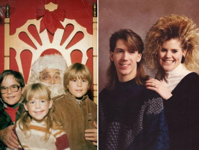 смешные семейные фотографии