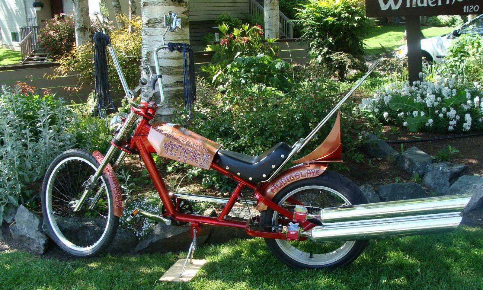 велосипед мопед