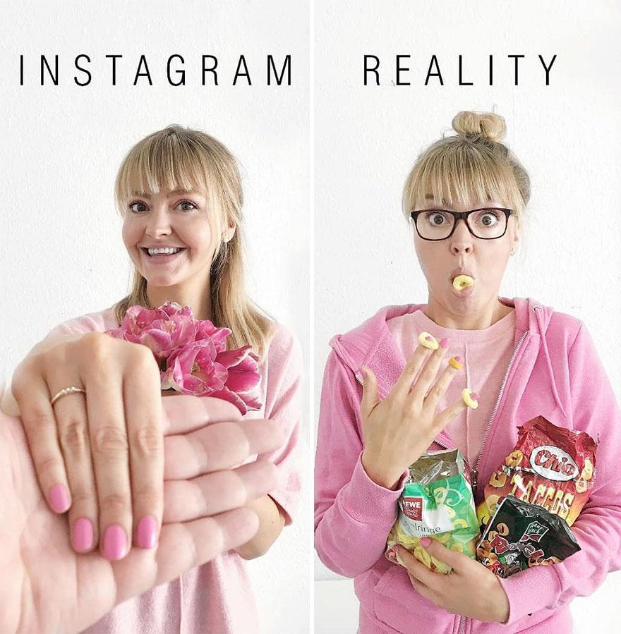 Инстаграм и жизнь: девушке сделали предложение