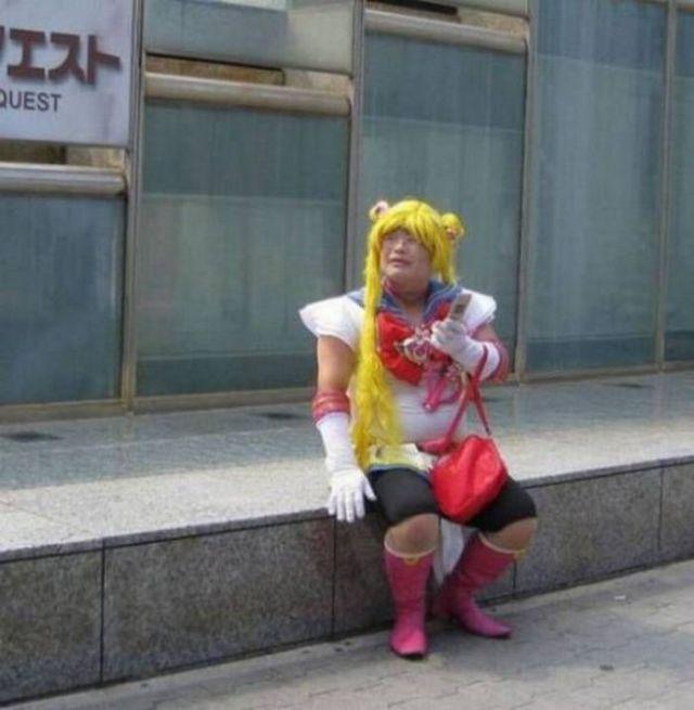 уличная мода Японии