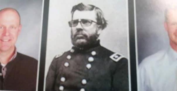 фото учителя истории в выпускном альбоме