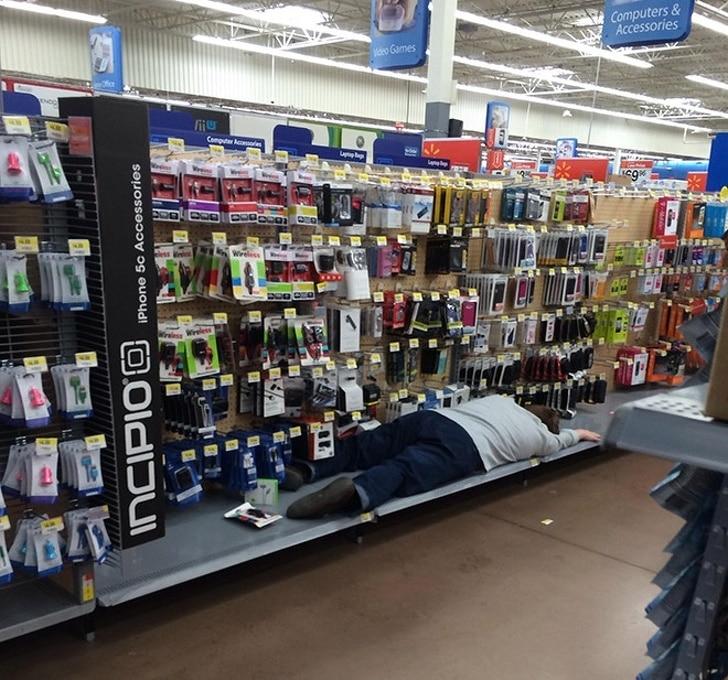 утомительный шопинг