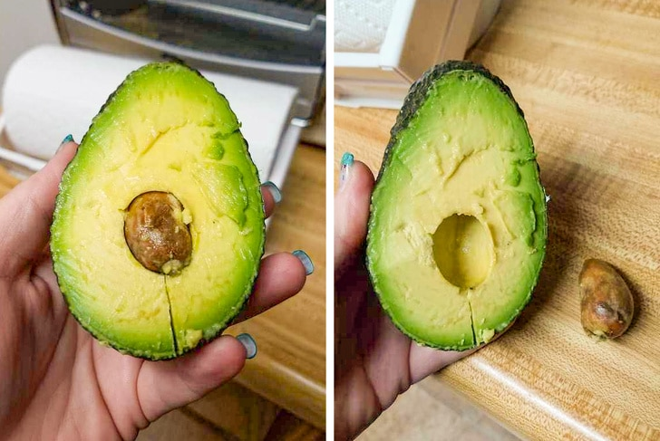 вкусный авокадо