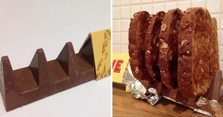 батончик шоколада