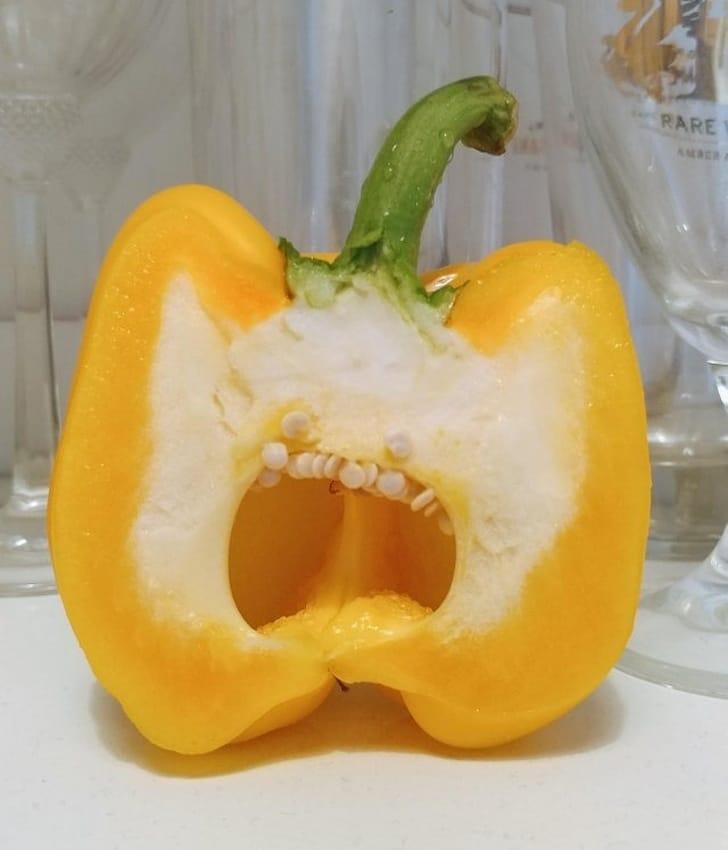 желтый перец