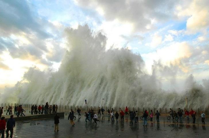 большая волна