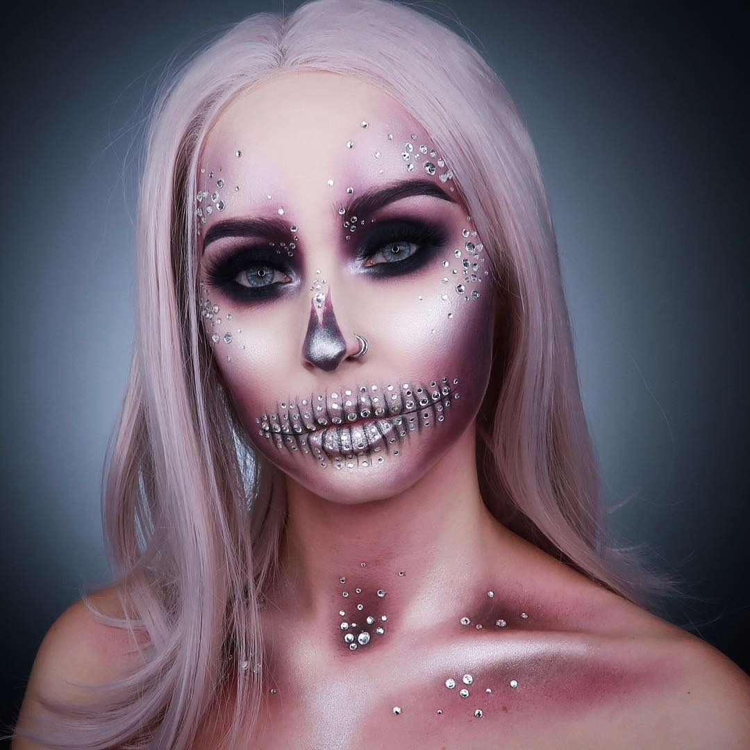 хэллоуин, хэллоуин 2018, хэллоуин фото, хэллоуин макияж