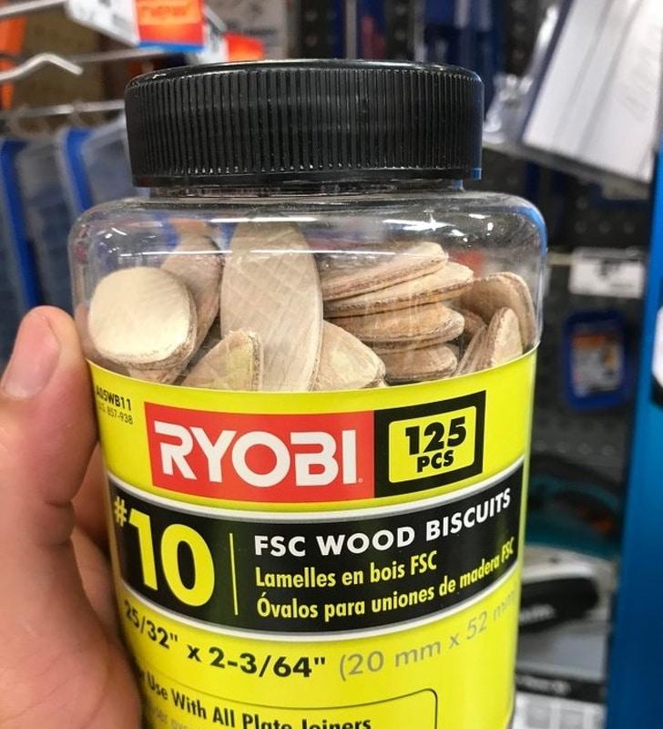 деревянные печеньки